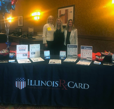 Illinois Rx Card Attends Illinois State Medical Society Annual Meeting