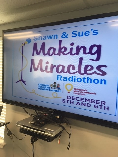 New Jersey Drug Card Attends Making Miracles Radiothon Benefiting Children's Miracle Network Hospitals