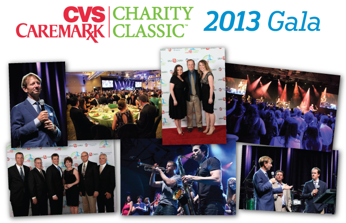 CVS Caremark Charity Classic 2013 Gala