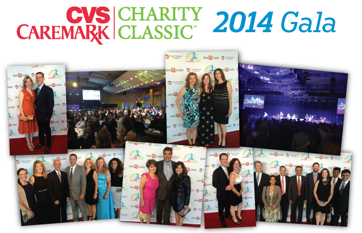 CVS Caremark Charity Classic 2014 Gala